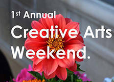 Creative Arts Weekend